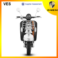 Euro IV classical, 50CC Vespa with certificates of EEC, EPA, DOT