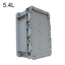 5L small Logistic plastic container