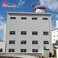 Prefab Steel Structure Warehouse Workshop Building