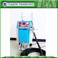 polyurea spray machine with AB barrel