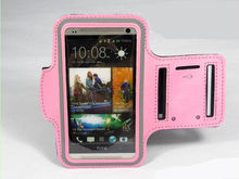 Jogging fitness waterproof sports armband for HTC one m7