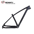 "Max tire 3.0""! DENGFU 27.5er carbon mtb frame with BSA/BB30"