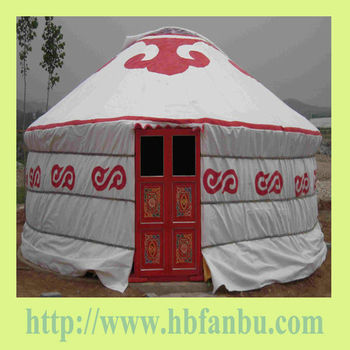 unique Yurt tent