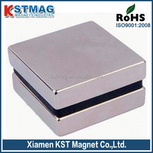 Permanent block neodymium magnets