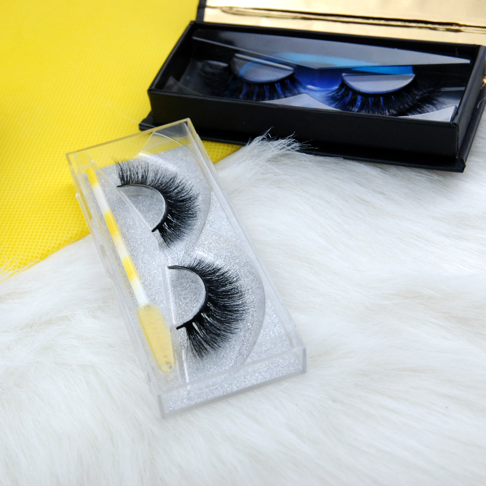 Lash Manufacturer US Office Custom Packaging private label 3d false eyelashes mink lashes ZM <strong>X009</strong>