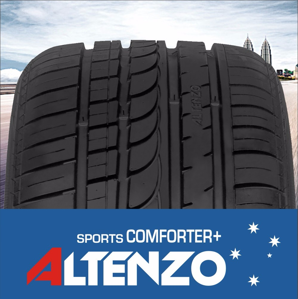 Alenzo cheap truck tires 215 55ZR17 94W New Chinese Factory
