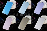 Ultra Thin Slim 0.3mm TPU Phone Case Transparent Soft Crystal Cover for Samsung Galaxy Win i8552