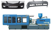 high precision plastic Car bumper injection making machine price