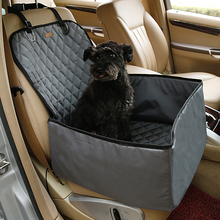 Doglemi Deluxe 2 in 1 waterproof Vehicle Pet front Seat Cover Dog Hammock Pet Car Seat