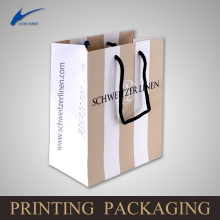 shopping paper bag/brown paper bag manufacturer