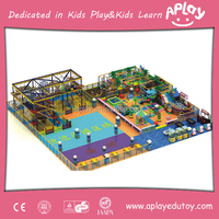 Latest Design Shopping Mall Kids Play Equipment for Sale
