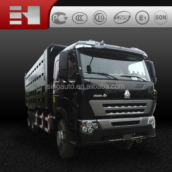 sinotruk howo power star truck dump truck for sale