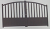 Best design aluminum fence gate price