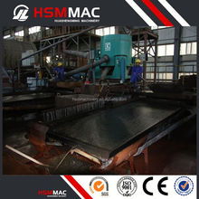 HSM Professional Seperator Tin Concentrate Shaking Table