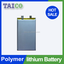 High energy li-polymer 3.7v 800mah battery pack for vacuum machine