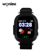 Smart Baby Watch Q90 Q80 GPS+AGPS+LBS+WiFi Tracking mobile phone watch
