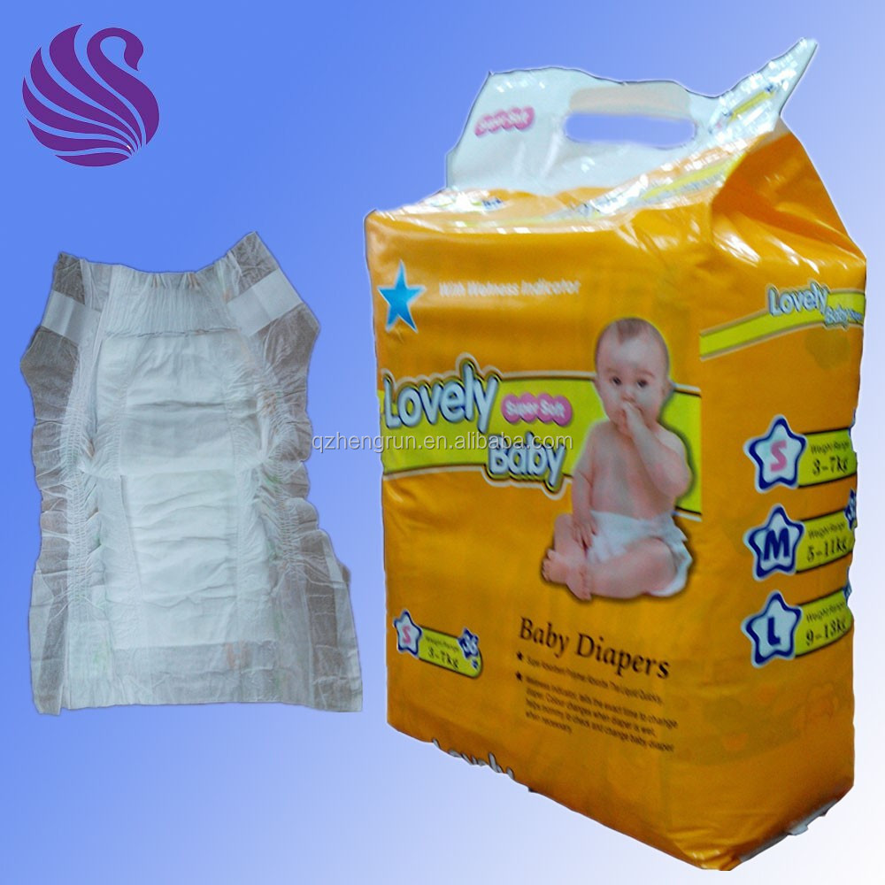 Ultra Soft Topsheet Sweety Baby Diapers