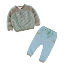 Stock Lot Winter Kids Clothes Used Cotton Clothing Sets From China Supplier