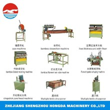 automatic raw material bamboo wooden toothpick making machine line for sale price