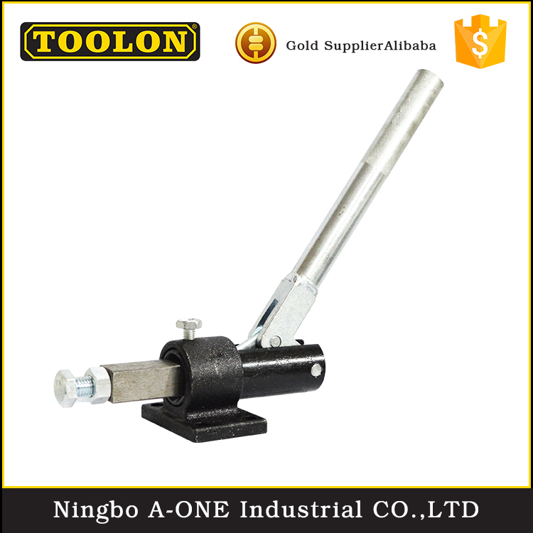 Professional stainless steel horizontal metal toggle clamp