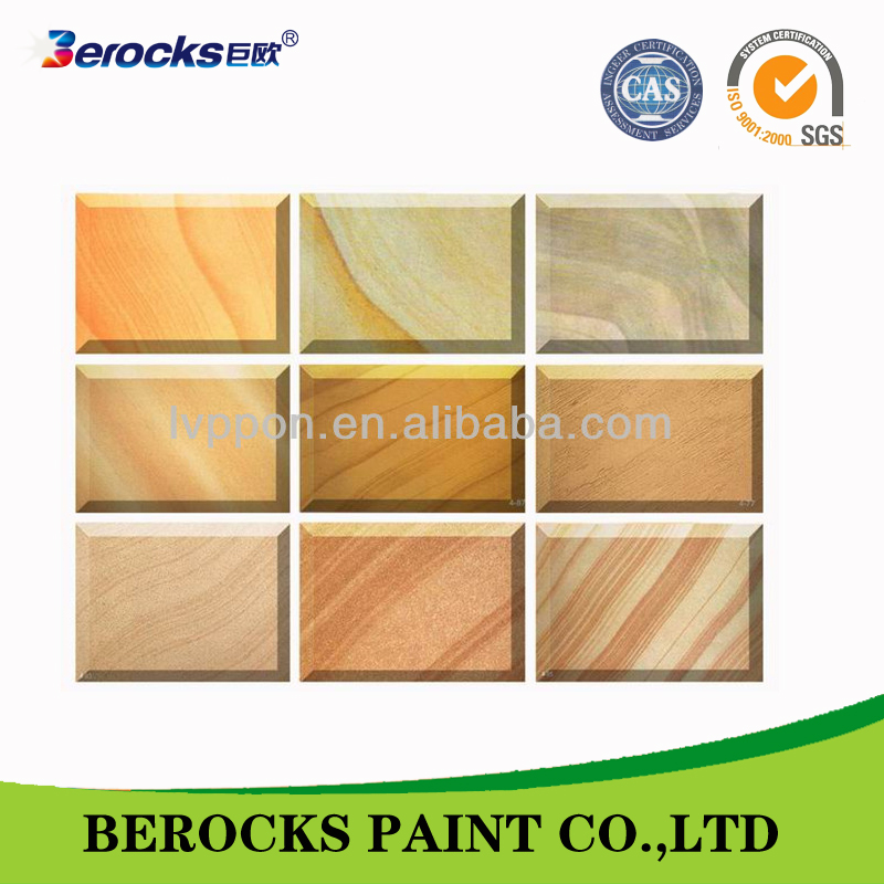 Washable Water based exterior wall putty /color exterior paint