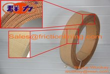 Industrial Semi Flexible Brake lining Manufacturer