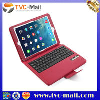 New PU Leather Keyboard Case For iPad Air --- 4 Colors Avaialble