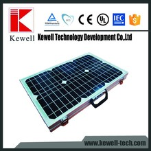 Good quality 120w folding solar panel for solar panel system