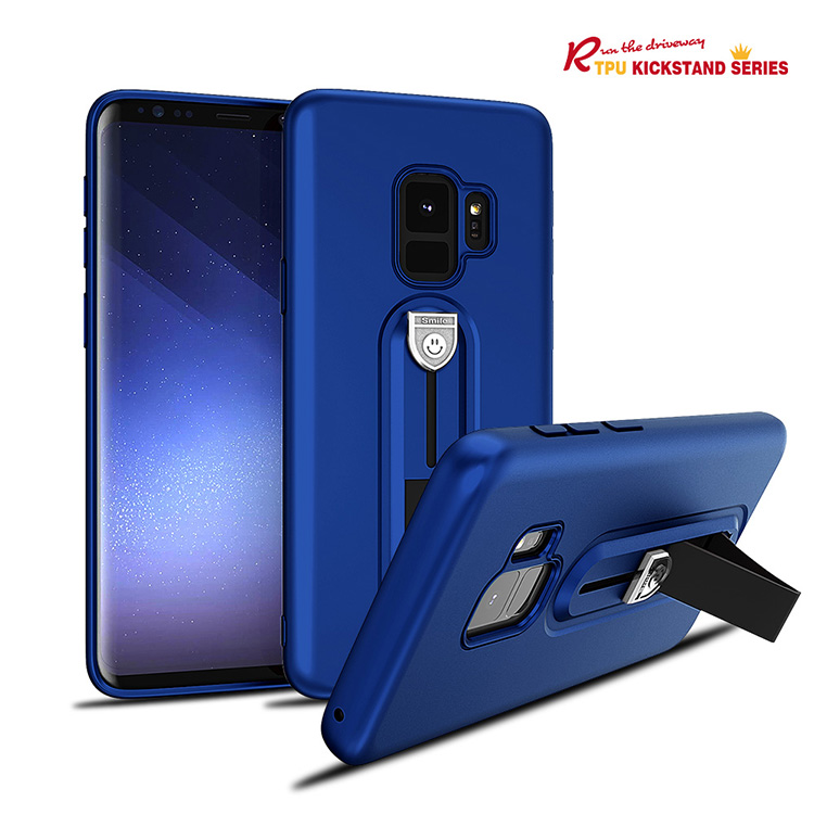 Hidden Kickstand Hybrid Armor Rugged Case <strong>Cover</strong> For Samsung Galaxy S9 S9plus, Armor Case For Samsung Galaxy S9 <strong>Cover</strong>