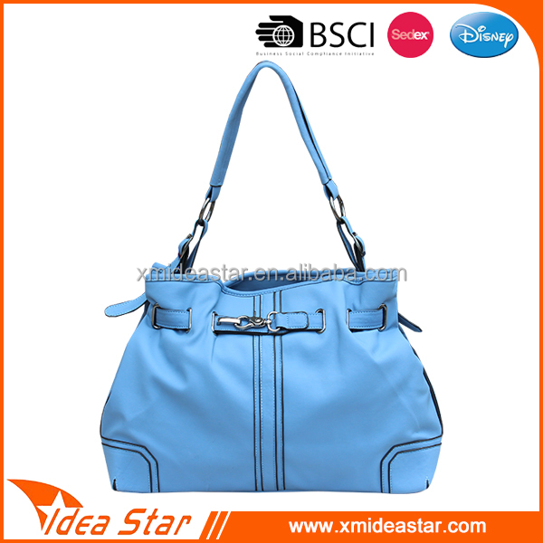 PU fashion latest ladies handbags
