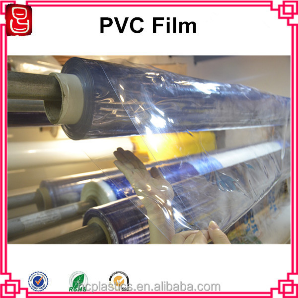 China manufacturer fluorescent flexible pvc sheet roll