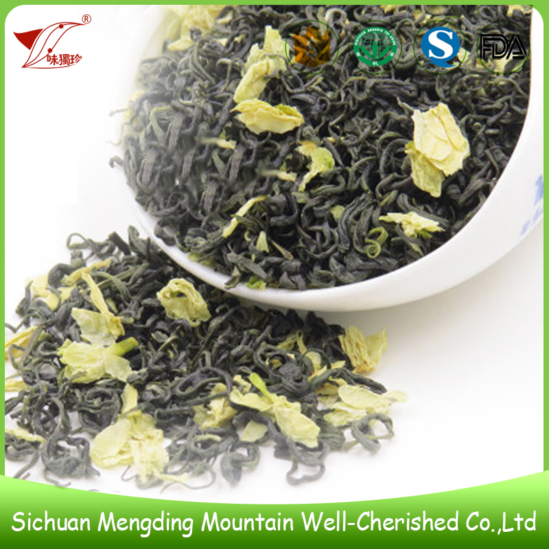 Sichuan Product Chinese Tea Gift Wholesale Jasmine Flower