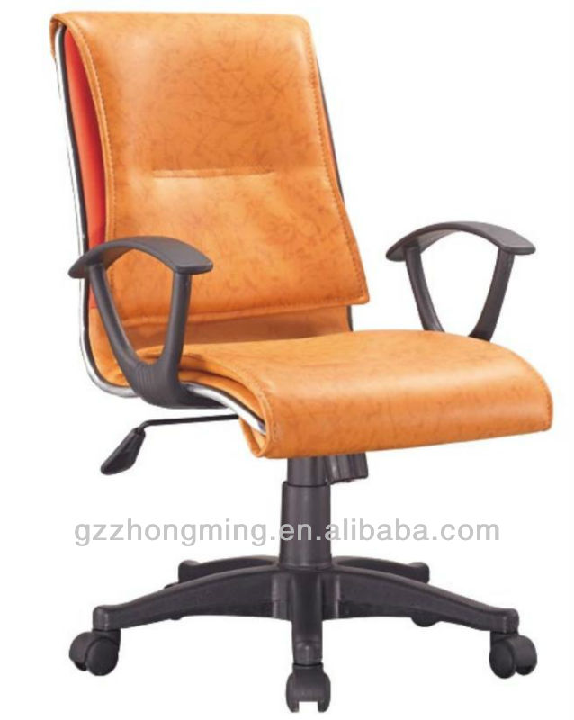 new design hotel designer PU leather office swivel chair BY-691