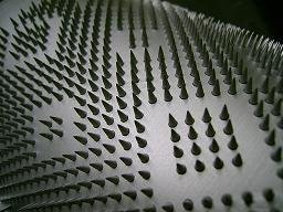 PERFORATION ROLLER