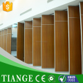 Melamine sliding acoustic silencer movable partition movable partition walls on wheels