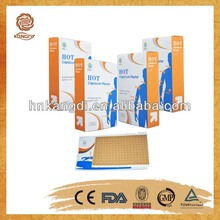 OEM contract manufacturing Chinese pain relief patch