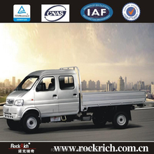 Double cabin cheap china Dongfeng mini trucks for sale