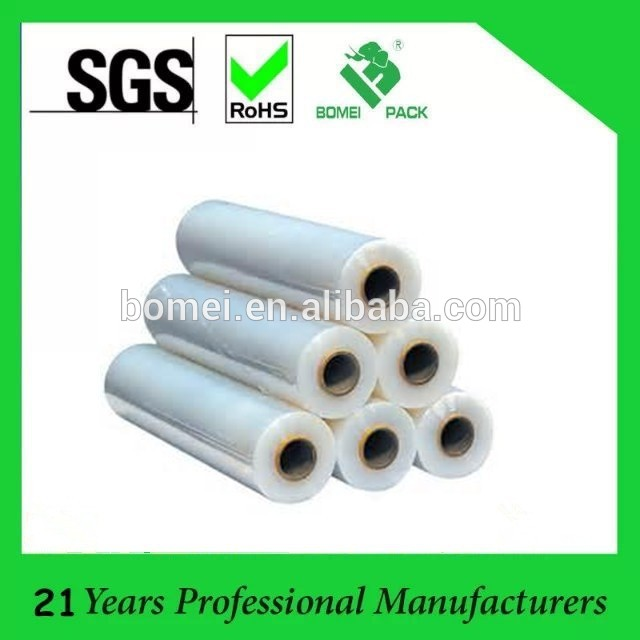 Hand and Machine Cling/Shrink/Wrapping LLDPE Stretch Film