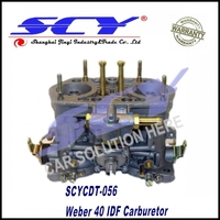 For VW 1600 WEBER 40 IDF CARBURETOR