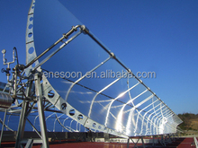 Parabolic Trough Mirror for Concentrated Solar Power