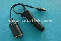 2014 NEW PRODUCT 12v Cigarette Lighter Power Cable