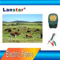 Poultry security electric fence solar energizer eliphents ganado,caballo