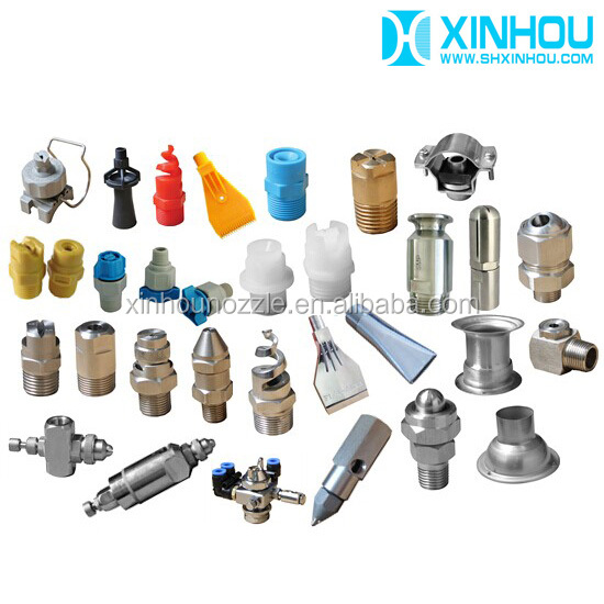 Nozzle manufacturer produce different type of nozzles