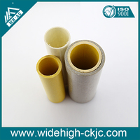 Fiberglass FRP structural pultruded profile frp square tube