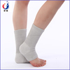 Sports fitness gym breathable bamboo carbon fiber compression ankle guard