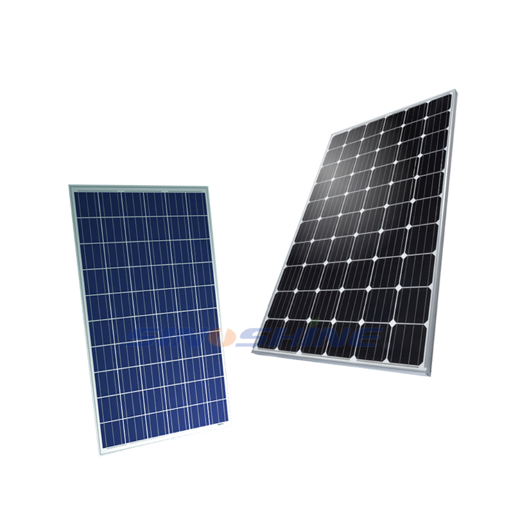 Factory ISO CE FCC RoHS 250W Mono and <strong>Poly</strong> Solar panel