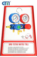 Air Conditioning, A/C, AC Manifold Gauge Set with R134A Freon Refrigerant!