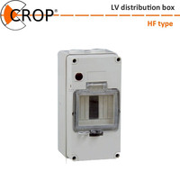 IP66 PVC electrical switch box /Distribution box HF series