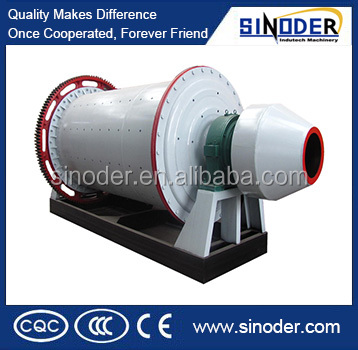 High Capacity lead oxide ball mill/grinding ball mill machine for sale