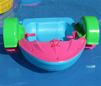 Children loving interesting electric paddle boat manufacturers